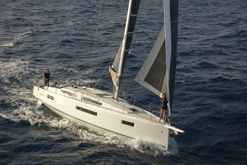 Sun Odyssey 410 in Kroatien Chartern bei Trend Travel & Yachting-21