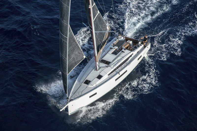 Sun Odyssey 410 in Kroatien Chartern bei Trend Travel & Yachting-20