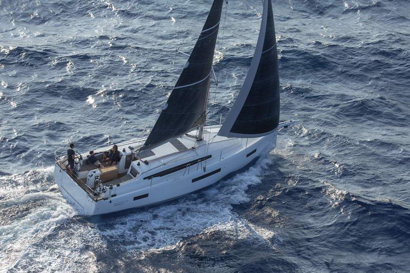 Sun Odyssey 410 in Kroatien Chartern bei Trend Travel & Yachting -19