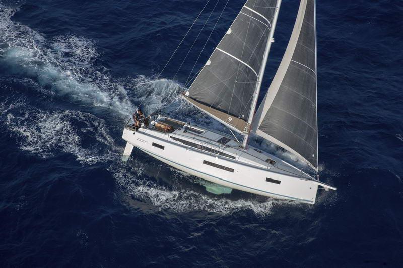 Sun Odyssey 410 in Kroatien Chartern bei Trend Travel & Yachting -18