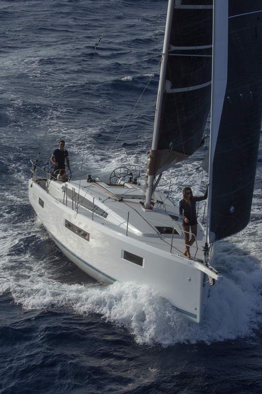 Sun Odyssey 410 in Kroatien Chartern bei Trend Travel & Yachting -17