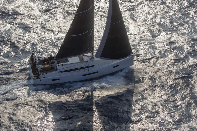 Sun Odyssey 410 in Kroatien Chartern bei Trend Travel & Yachting - 15