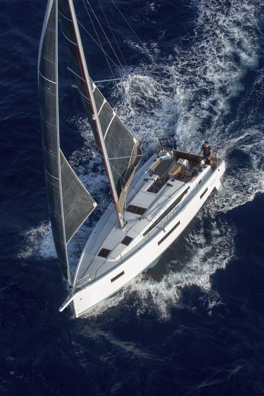 Sun Odyssey 410 in Kroatien Chartern bei Trend Travel & Yachting -14