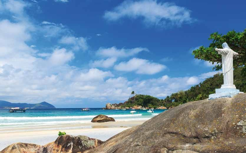 Yachtcharter Brasilien - Trend Travel & Yachting