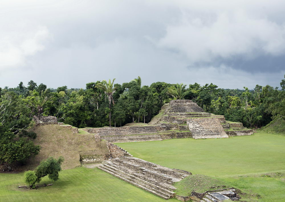 Trend Travel Yachting Belize - Altun Ha Maya Ruinen