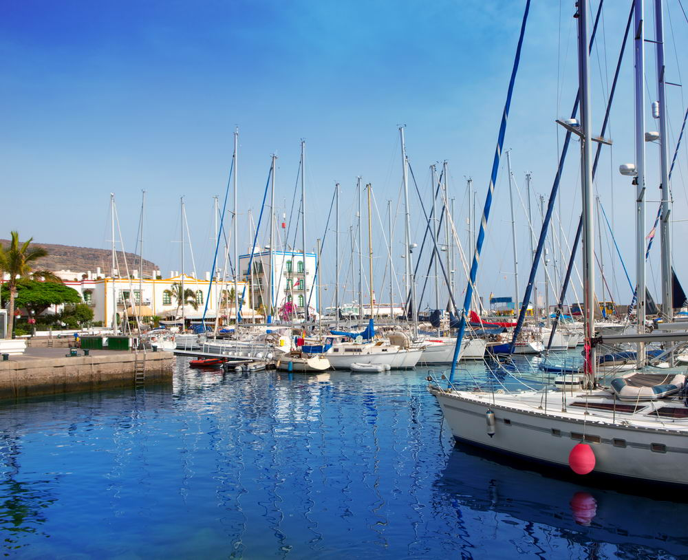 Trend Travel Yachting, Charter Gran Canaria - Puerto de Mogan