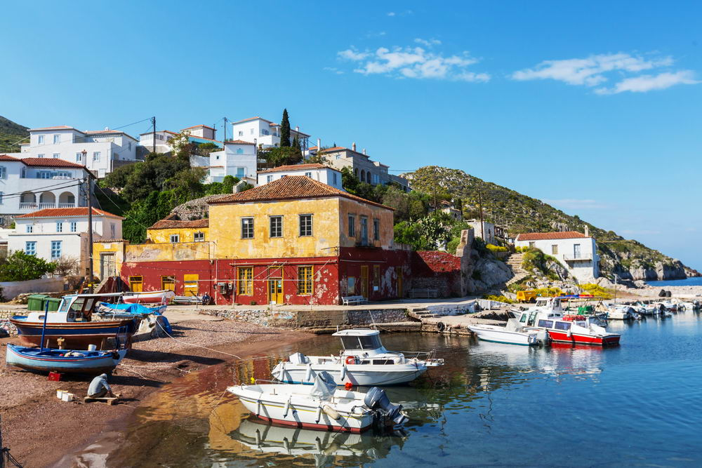 Trend Travel Yachting Charter Griechenland - Hydra