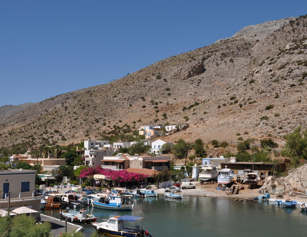 Trend Travel Yachting, Charter Griechenland - Kalymnos
