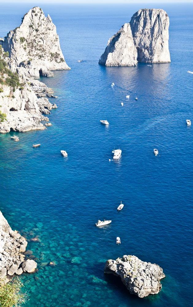 Trend Travel Yachting, Charter Italien - Capri