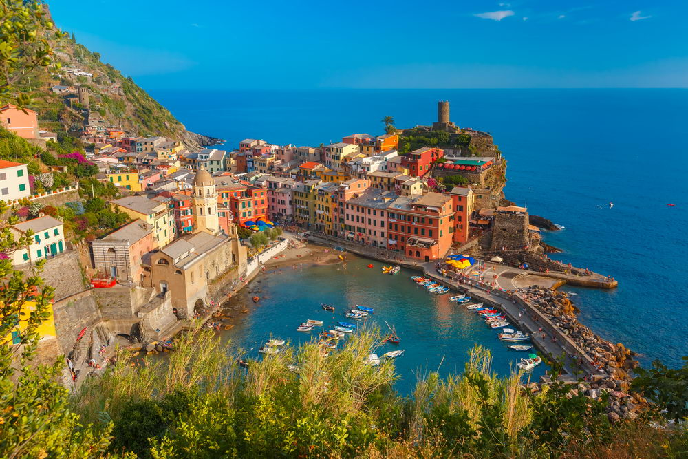 Trend Travel Yachting Charter Italien - Vernazza, Cinque Terre