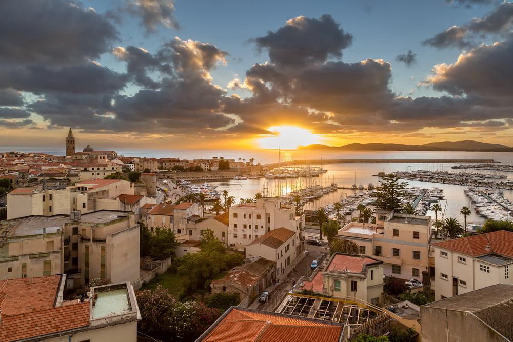 Trend Travel Yachting Charter Sardinien - Alghero