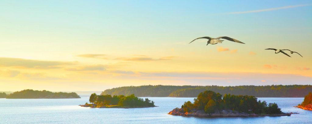 Trend Travel Yachting Charter Schweden - Finnland - Litauen Titel