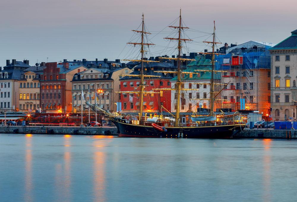 Trend Travel Yachting Charter Schweden - Stockholm