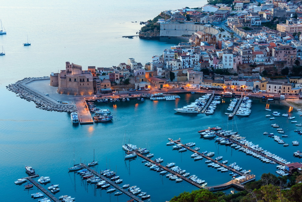 Trend Travel Yachting Charter Sizilien - Castellamare del Golfo