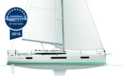 Trend Travel Yachting Jeanneau Sun Odyssey 440, Yacht of the Year 2018