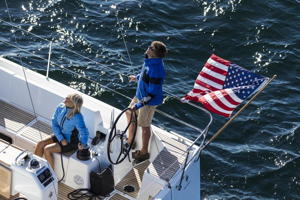 Trend Travel Yachting Jeanneau Sun Odyssey 490, unter Segeln (72) Chartern oder Kaufen.