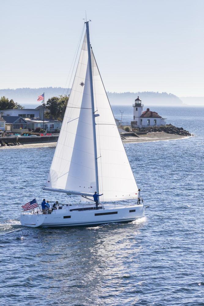 Trend Travel Yachting Jeanneau Sun Odyssey 490, unter Segeln (71) Chartern oder Kaufen.