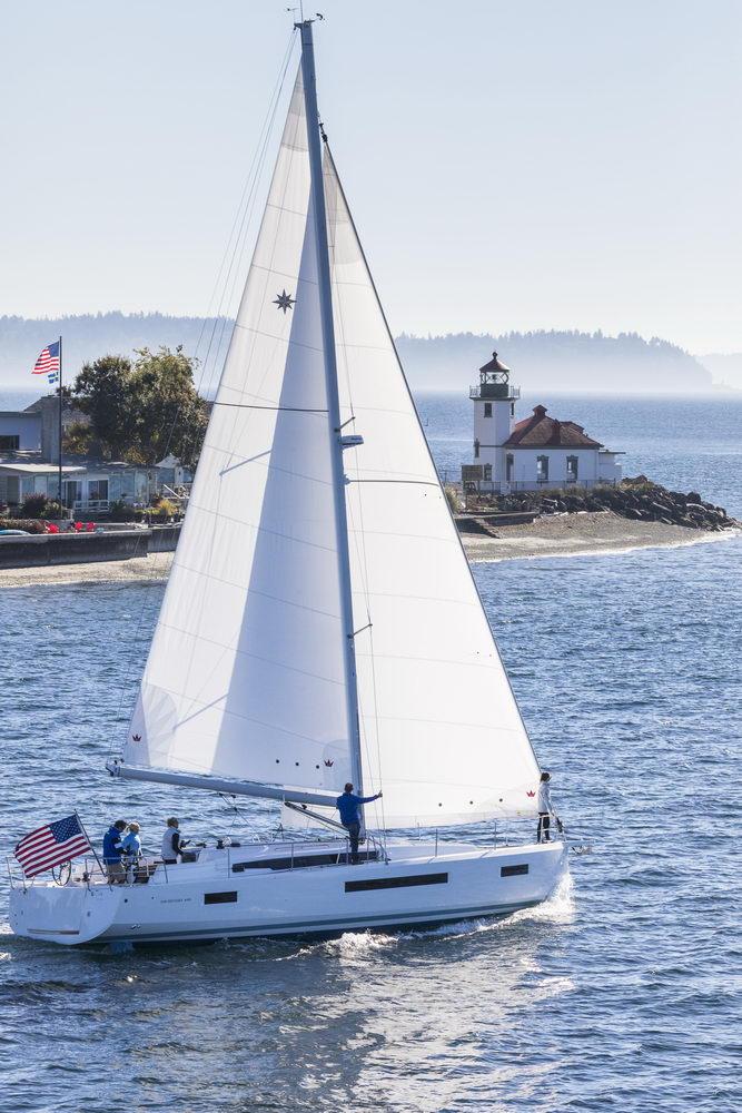 Trend Travel Yachting Jeanneau Sun Odyssey 490, unter Segeln (70) Chartern oder Kaufen.