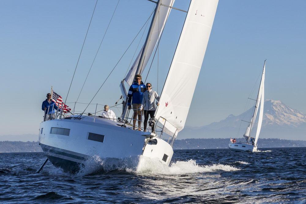 Trend Travel Yachting Jeanneau Sun Odyssey 490, unter Segeln (69) Chartern oder Kaufen.