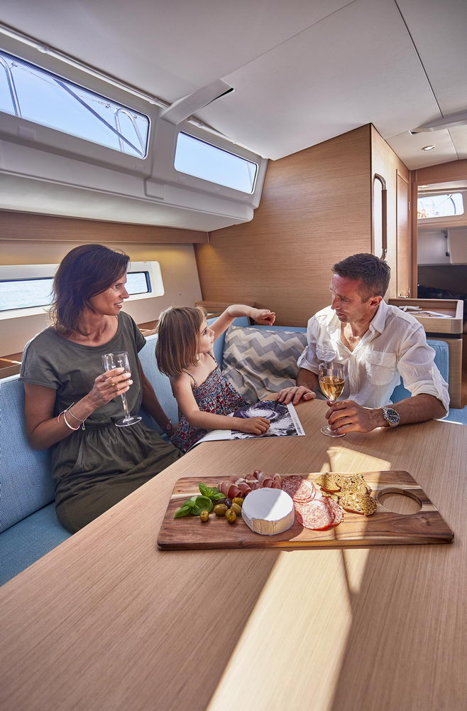 Trend Travel Yachting Jeanneau Sun Odyssey 490-AEY