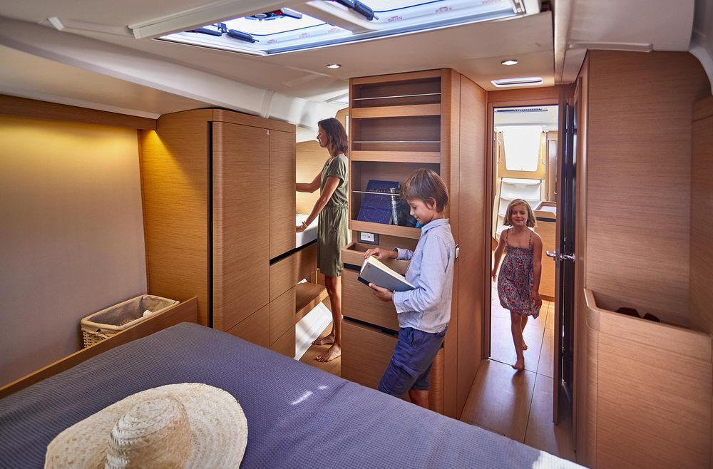 Trend Travel Yachting Jeanneau Sun Odyssey 490, Chartern oder Kaufen. Interieur (4)