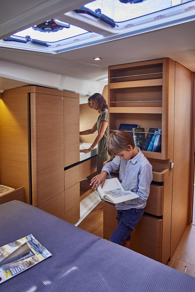 Trend Travel Yachting Jeanneau Sun Odyssey 490, Chartern oder Kaufen. Interieur (2)