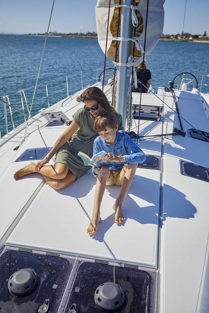 Trend Travel Yachting Jeanneau Sun Odyssey 490, Chartern oder Kaufen. Sonne geniessen am Deck (13)
