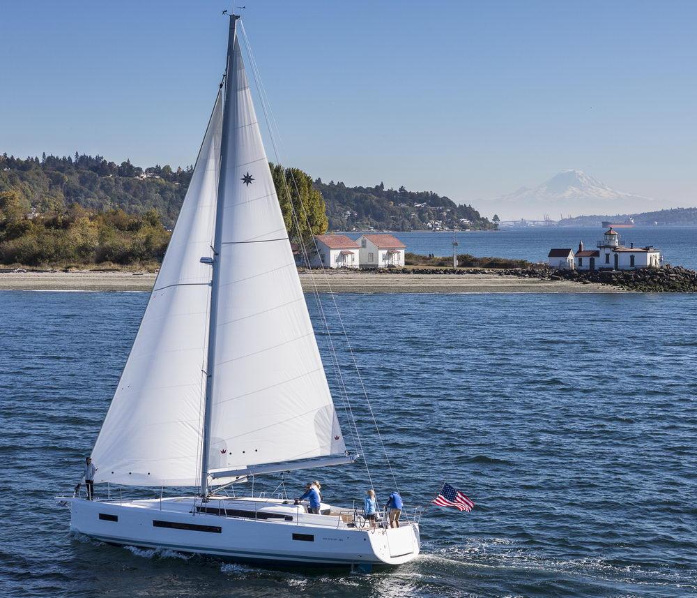 Trend Travel Yachting Jeanneau Sun Odyssey 490, unter Segeln (65) Chartern oder Kaufen.