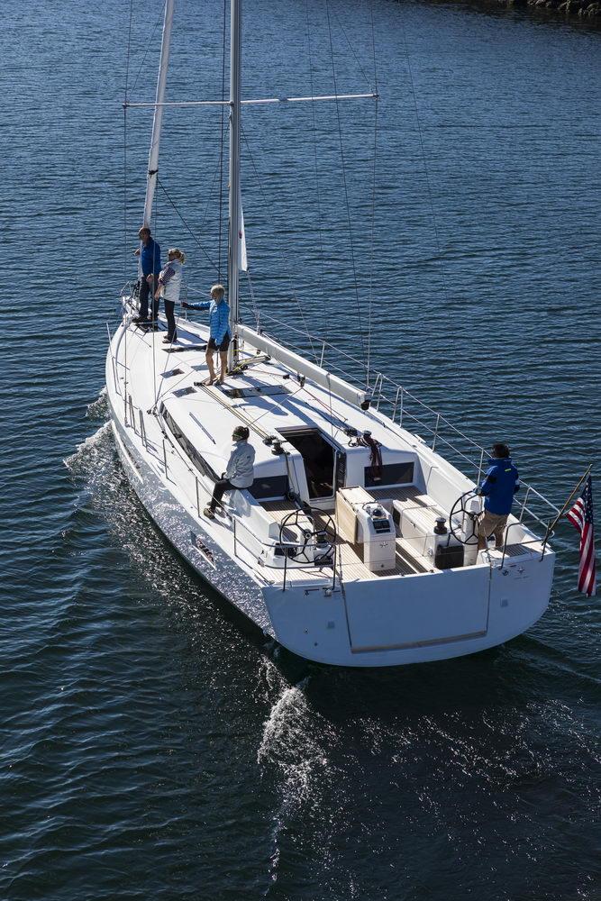Trend Travel Yachting Jeanneau Sun Odyssey 490, unter Segeln (63) Chartern oder Kaufen.