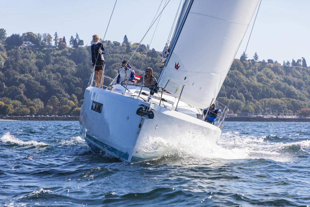 Trend Travel Yachting Jeanneau Sun Odyssey 490, unter Segeln (62) Chartern oder Kaufen.