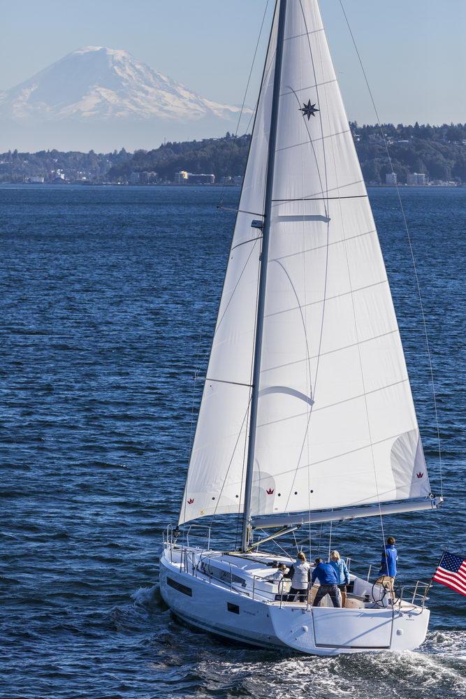 Trend Travel Yachting Jeanneau Sun Odyssey 490, unter Segeln (59) Chartern oder Kaufen.