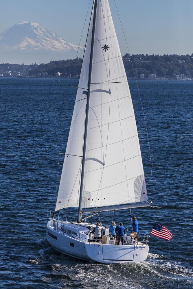 Trend Travel Yachting Jeanneau Sun Odyssey 490, unter Segeln (57) Chartern oder Kaufen.