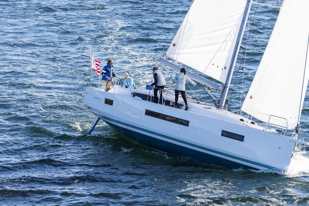 Trend Travel Yachting Jeanneau Sun Odyssey 490, unter Segeln (56) Chartern oder Kaufen.