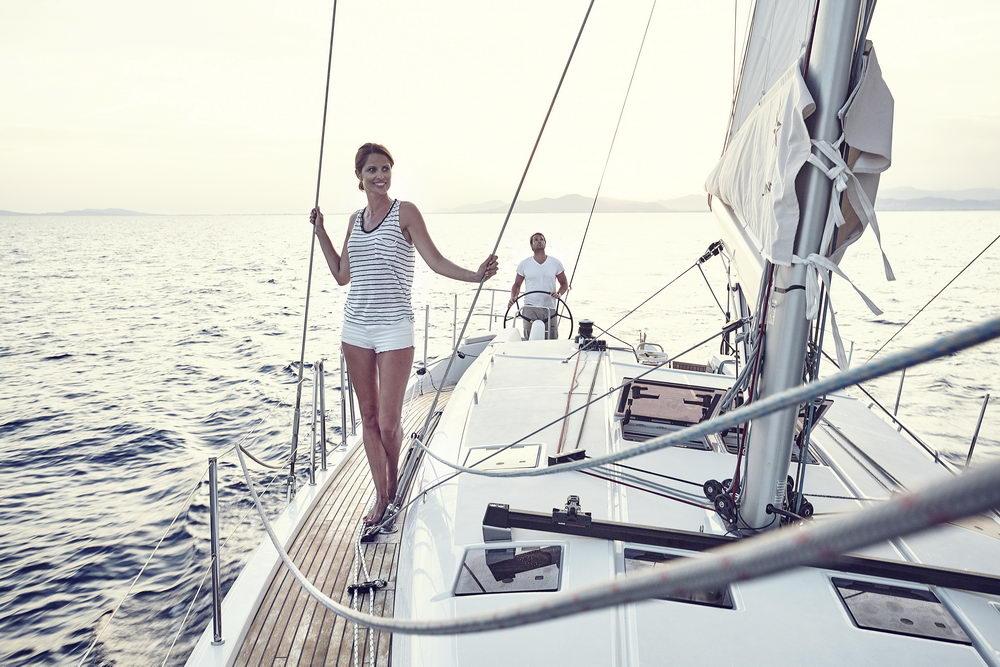 Trend Travel Yachting Jeanneau Sun Odyssey 490, Chartern oder Kaufen. Sonne geniessen amTeakdeck (3)