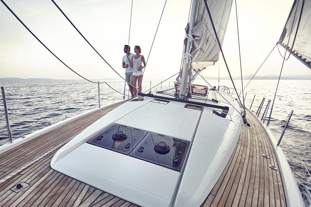 Trend Travel Yachting Jeanneau Sun Odyssey 490, Chartern oder Kaufen. Sonne geniessen amTeakdeck