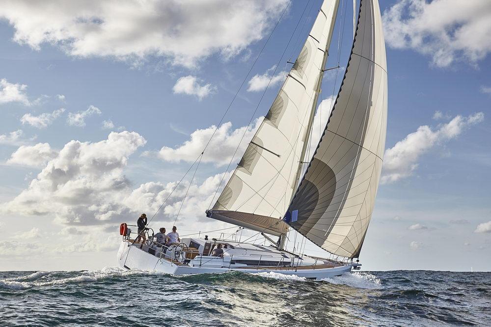 Trend Travel Yachting Jeanneau Sun Odyssey 490, unter Segeln (52) Chartern oder Kaufen.