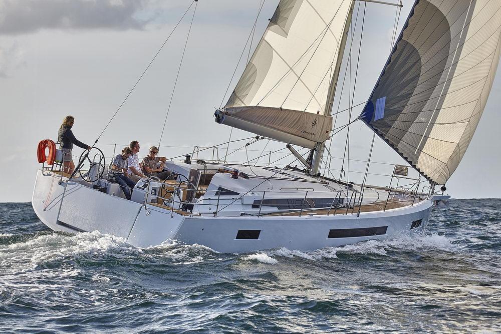 Trend Travel Yachting Jeanneau Sun Odyssey 490, unter Segeln (51) Chartern oder Kaufen.