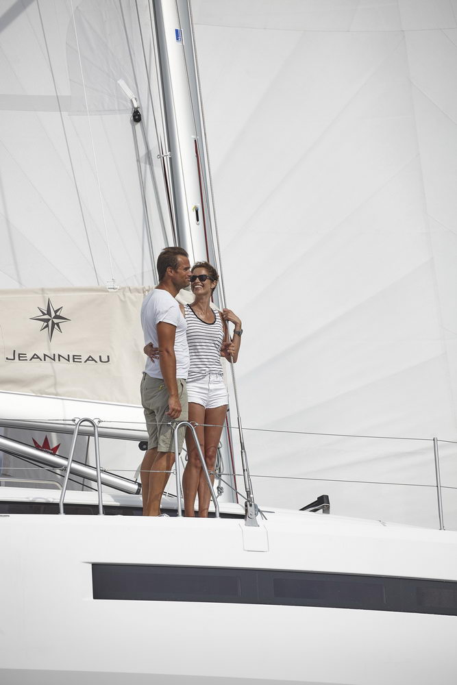 Trend Travel Yachting Jeanneau Sun Odyssey 490, unter Segeln (48) Chartern oder Kaufen.