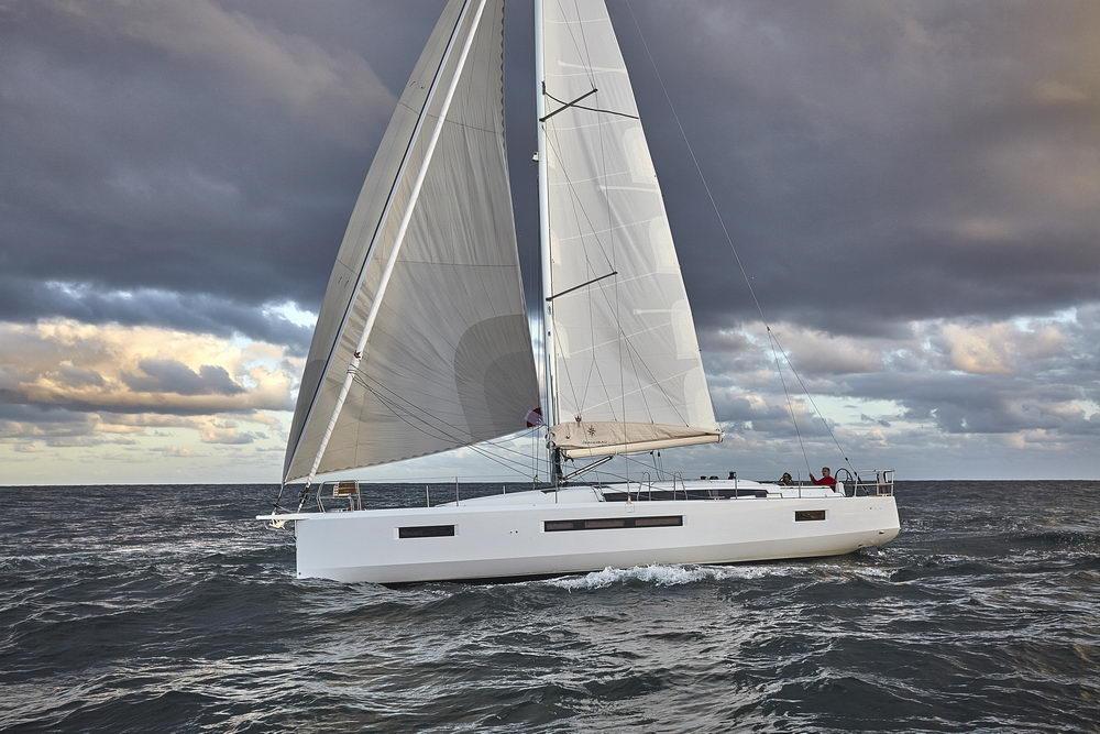 Trend Travel Yachting Jeanneau Sun Odyssey 490, unter Segeln (47) Chartern oder Kaufen.