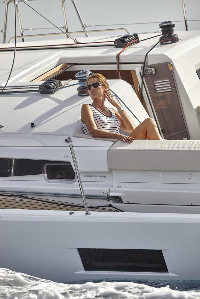 Trend Travel Yachting Jeanneau Sun Odyssey 490, unter Segeln (46) Chartern oder Kaufen.