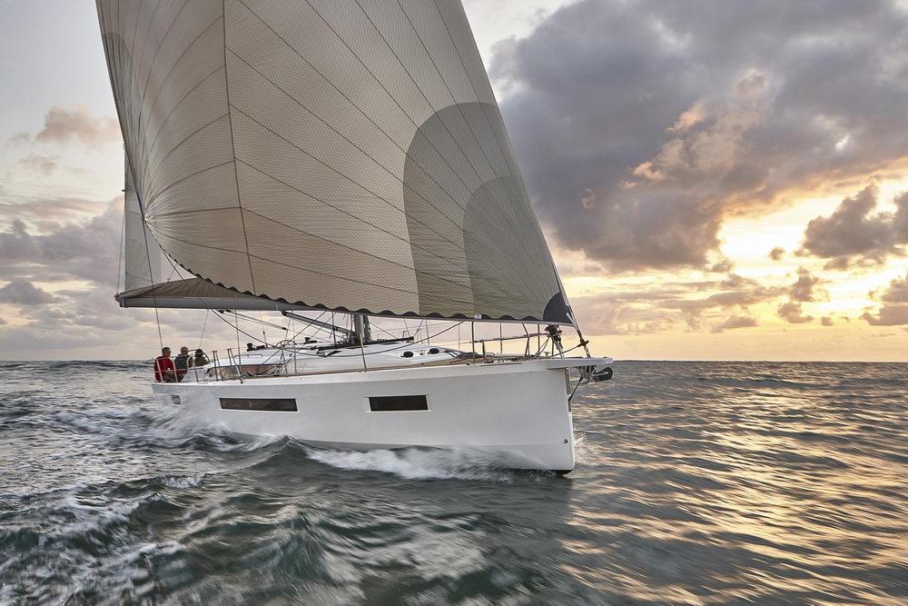 Trend Travel Yachting Jeanneau Sun Odyssey 490, unter Segeln (44) Chartern oder Kaufen.