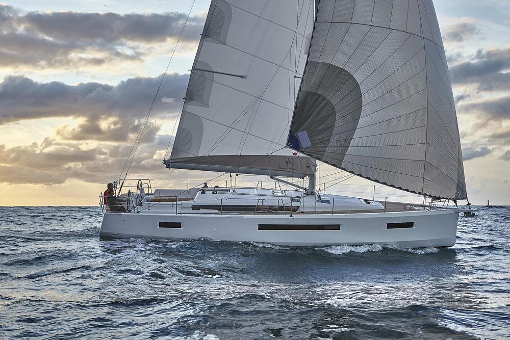 Trend Travel Yachting Jeanneau Sun Odyssey 490, unter Segeln (43) Chartern oder Kaufen.