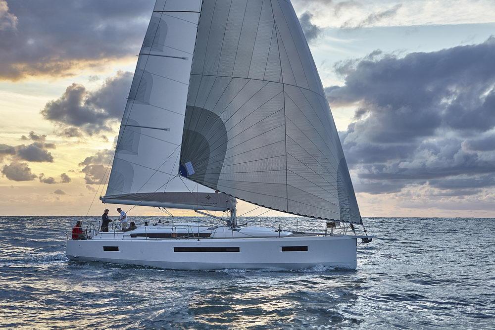 Trend Travel Yachting Jeanneau Sun Odyssey 490, unter Segeln (42) Chartern oder Kaufen.
