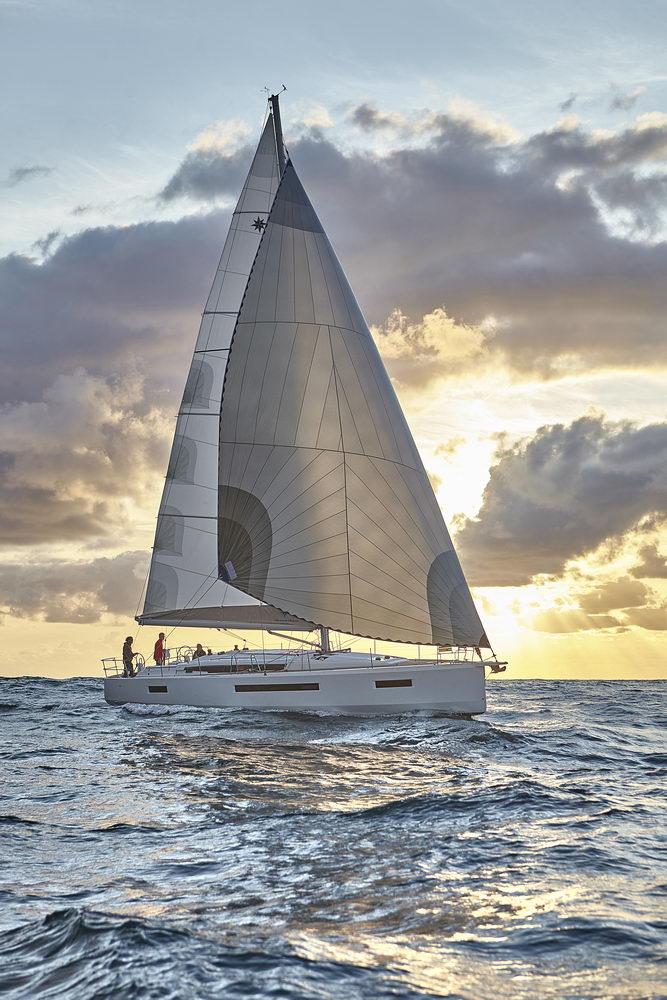 Trend Travel Yachting Jeanneau Sun Odyssey 490, unter Segeln (41) Chartern oder Kaufen.