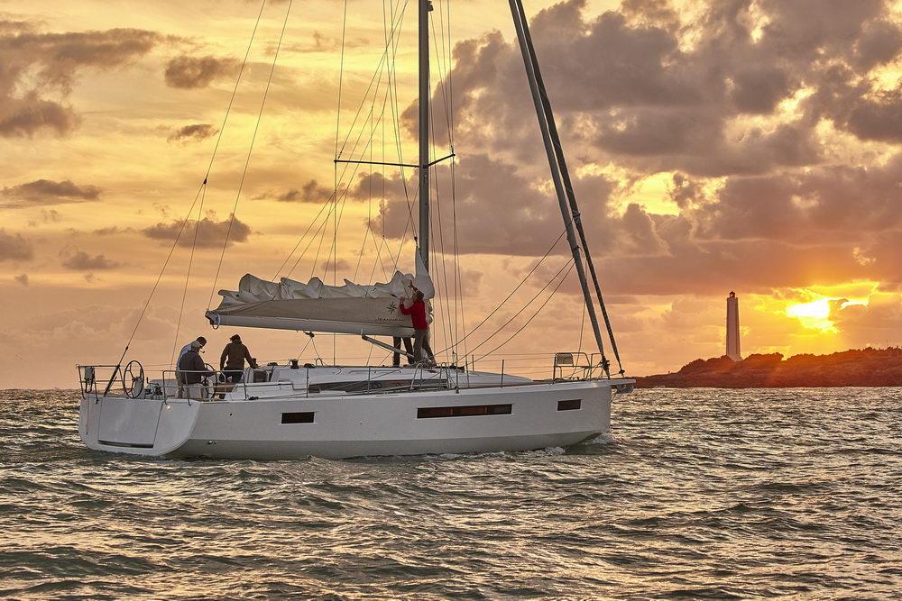 Trend Travel Yachting Jeanneau Sun Odyssey 490, unter Segeln (39) Chartern oder Kaufen.