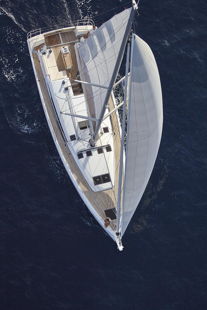 Trend Travel Yachting Jeanneau Sun Odyssey 490, unter Segeln (38) Chartern oder Kaufen.