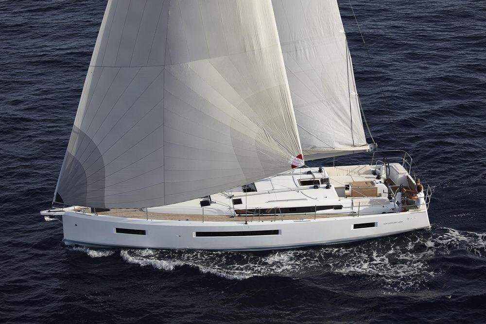 Trend Travel Yachting Jeanneau Sun Odyssey 490, unter Segeln (36) Chartern oder Kaufen.