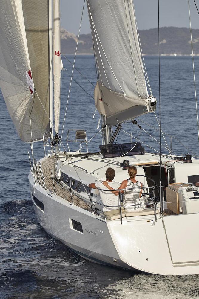 Trend Travel Yachting Jeanneau Sun Odyssey 490, unter Segeln (35) Chartern oder Kaufen.