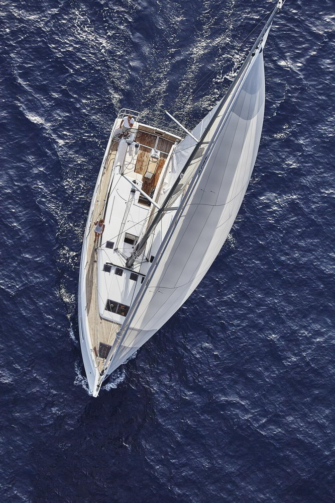 Trend Travel Yachting Jeanneau Sun Odyssey 490, unter Segeln (34) Chartern oder Kaufen.