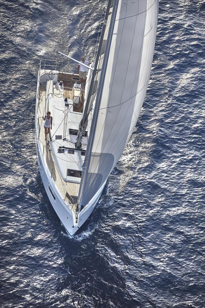 Trend Travel Yachting Jeanneau Sun Odyssey 490, unter Segeln (33) Chartern oder Kaufen.